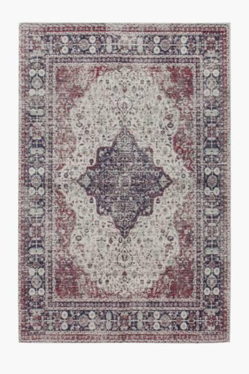 Chenille Persian Look Rug, 200x280cm