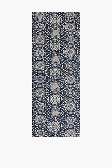 Printed Geometric Runner, 70x200cm