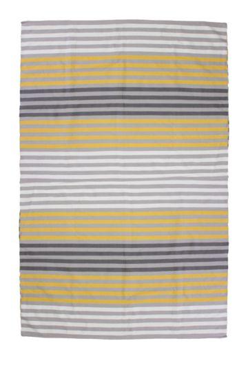 Cotton Stripe 70x200cm Runner Rug