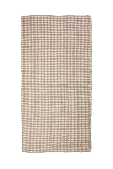 Jute Cotton Hemp 70x140cm Rug
