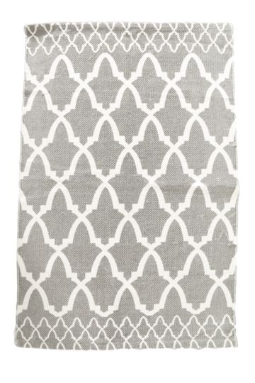 Printed Geometric 60x90cm Rug