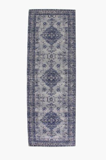Chenille Regal Rug, 80x240cm