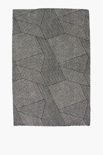 Tufted Angles Rug, 160x230cm
