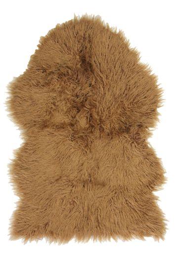 Faux Fur Animal 76x115cm Rug