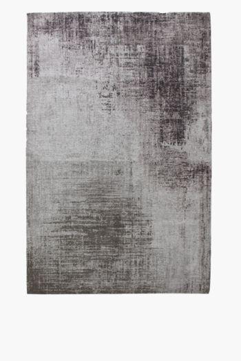 Chenille Paintbrush Rug, 200x280cm