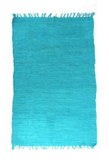 Plain Chindi 50x80cm Rug
