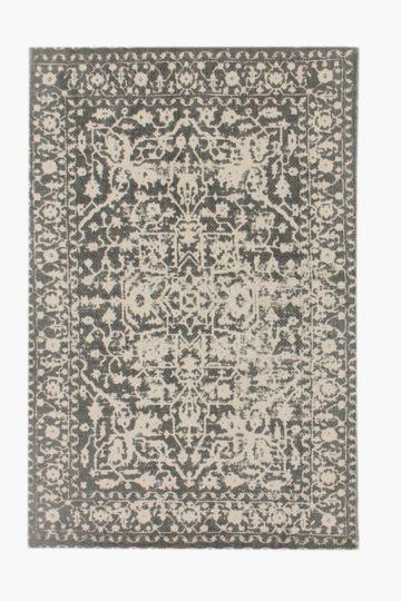 Printed Elegance Rug, 60x90cm