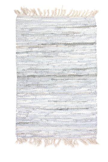 Leather Chindi 120x180cm Rug