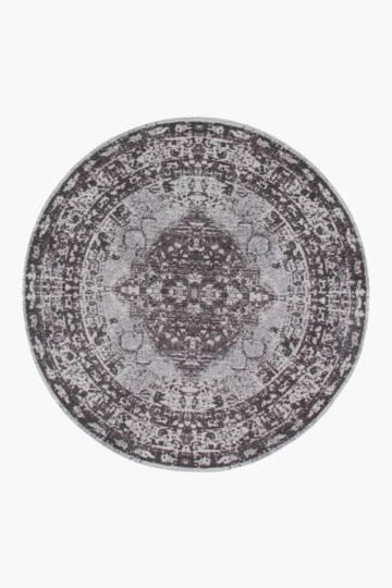 Chenille Regal Round Rug, 140cm