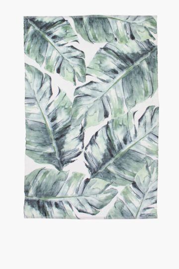 Printed Chindi Tropicana Rug, 120x180cm