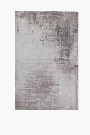 Chenille Paintbrush Rug, 120x180cm