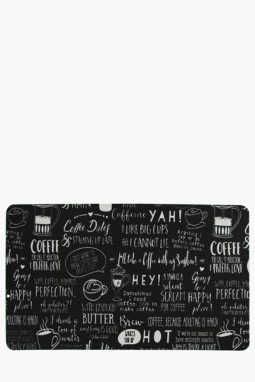 Urban Brew 43x73cm Kitchen Mat