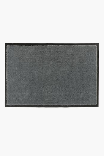 Rubber Door Mat, 40x60cm