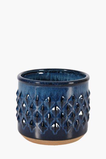 Ceramic Geometric Planter