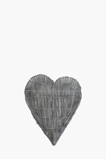 Reed Hanging Heart, Large