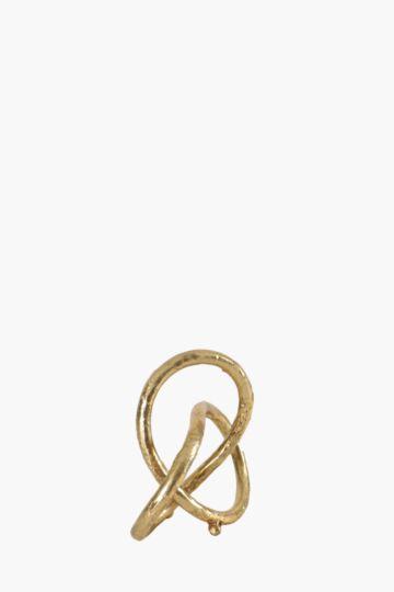 Metal Decor Knot Small