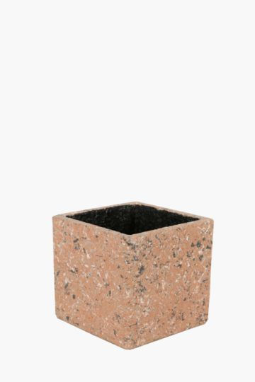Terazzo Cement Planter