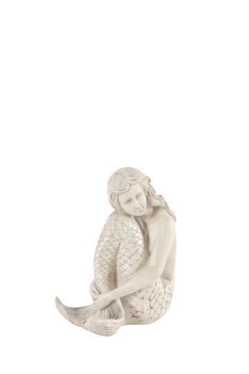 Resin Mermaid Statue