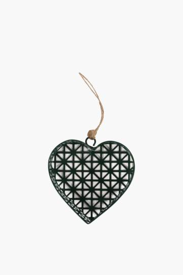Metal Hanging Heart