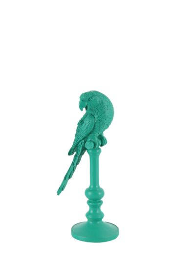 Decorative Resin Parrot