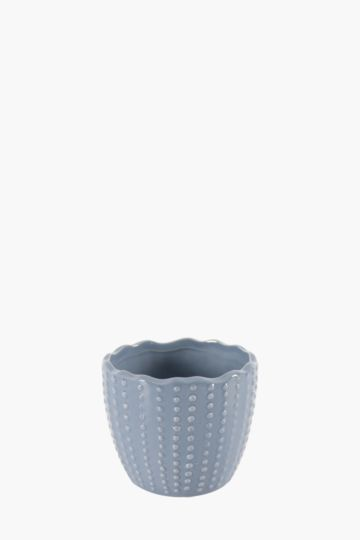 Coastal Ceramic Small Planter