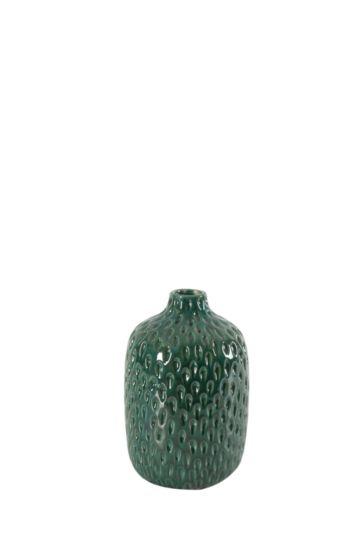 Specked Glaze Vase