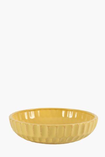 Waterdrop Ceramic Bowl