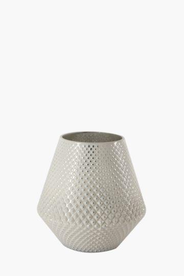 Ditsy Glass Vase