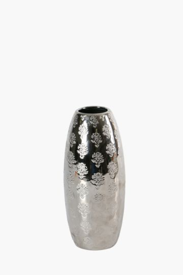 Ceramic Bulb Vase, Small