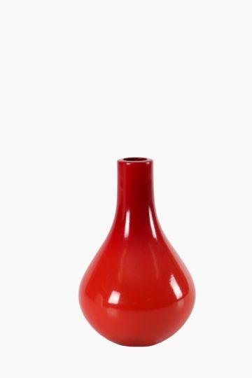 Two Tone Bottle Vase