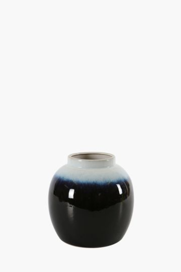 Capri Ombre Belly Vase