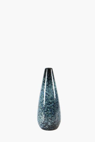 Capri Glazed Bulb Vase