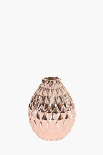 Prism Ceramic Vase