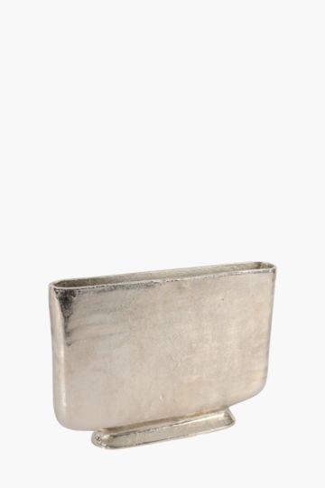 Burton Aluminium Vase, Small