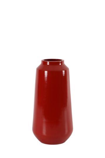 Barbara Lipped Large Vase