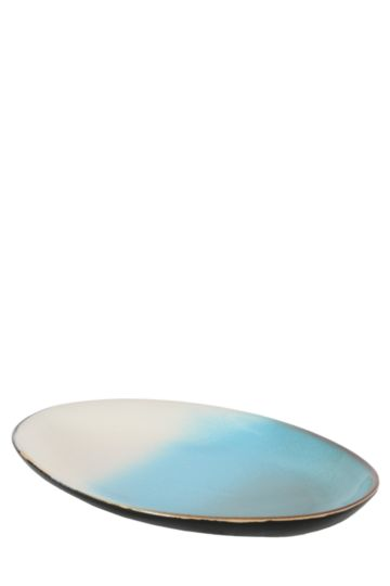 Seascape Decor Plate