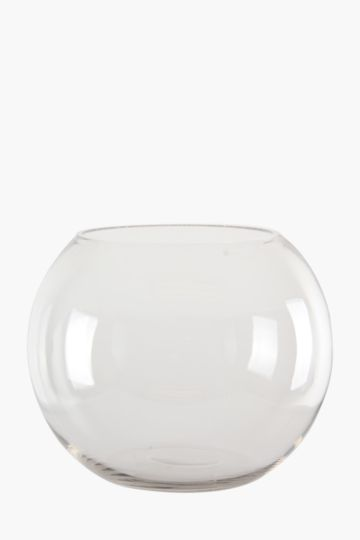 Glass Fish Bowl, Large