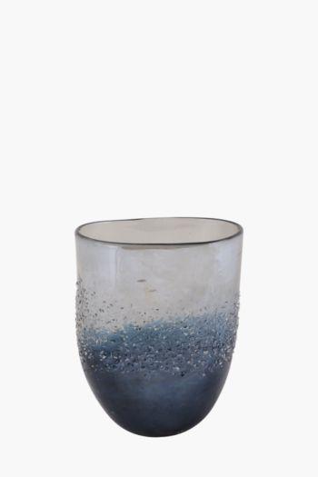 Glass Bubble Bulb Vase