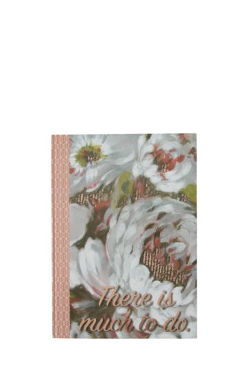 Amber Rose Notebook A4