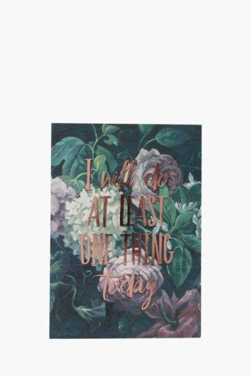 Fleur Notebook A4