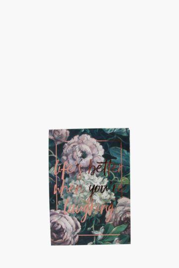 Fleur Notebook A5