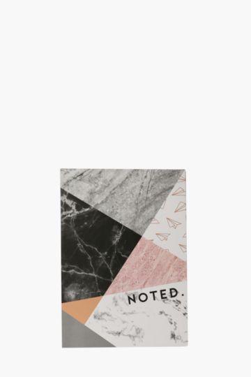 Marbleous Notebook A4
