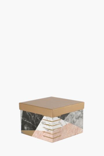 Marblelous Square Box Medium