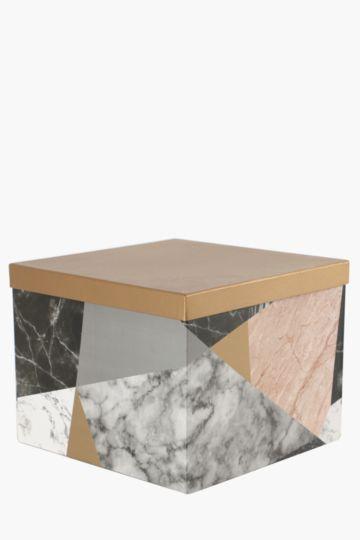 Marblelous Square Box Extra Large