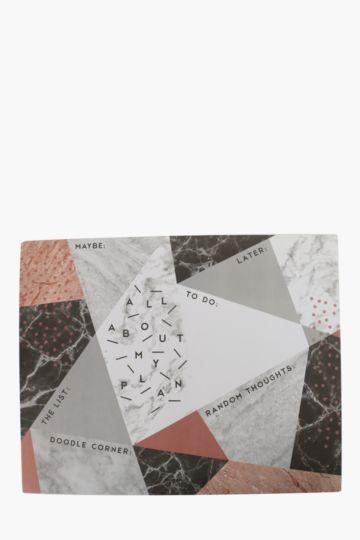 Marbleous 40cmx50cm Desk Pad
