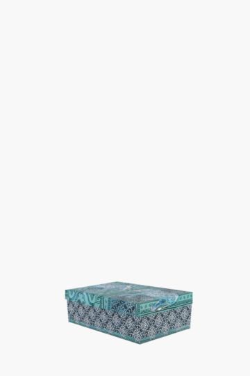 Elephant Design Storage Box Small