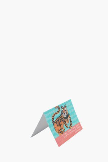 Tiger A6 Card