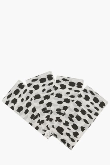 Tiger Print Tissue Paper
