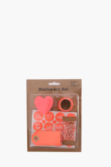 Basic Brights Gift Accessories Set