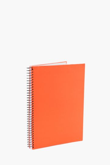 Basic Brights Notebook A4